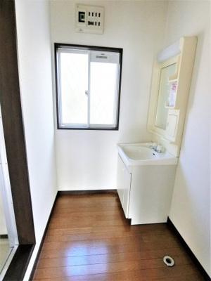 【洗面所】速水アパート
