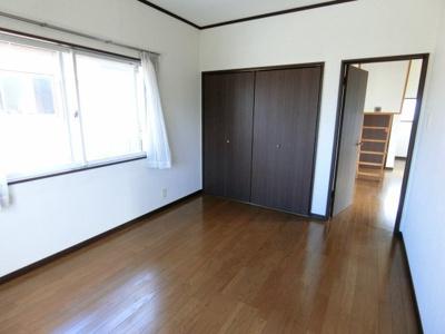 【洋室】速水アパート