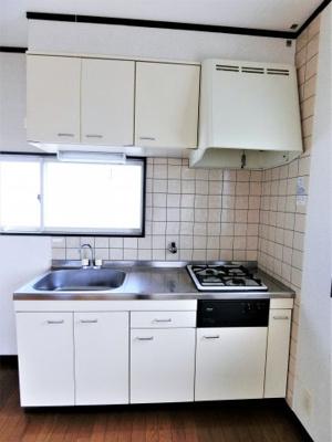 【キッチン】速水アパート