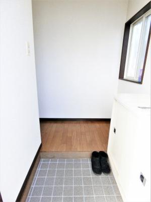 【玄関】速水アパート