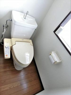 【トイレ】速水アパート