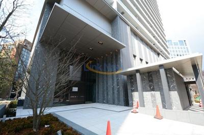 【エントランス】ザ・セントラルマークタワー