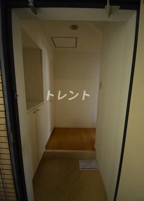【玄関】ベルファース東麻布