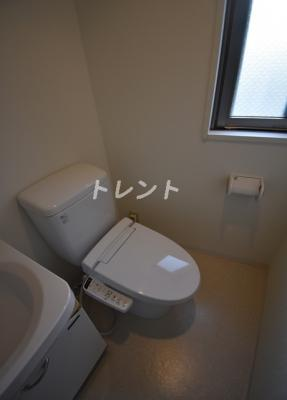 【トイレ】ベルファース東麻布