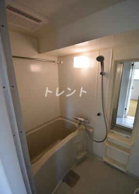 【浴室】ベルファース東麻布