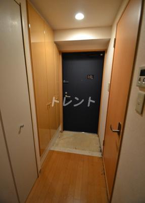 【玄関】ノナプレイス渋谷神山町