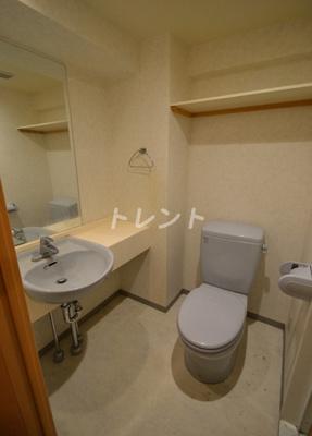 【トイレ】ノナプレイス渋谷神山町