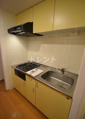 【キッチン】ノナプレイス渋谷神山町