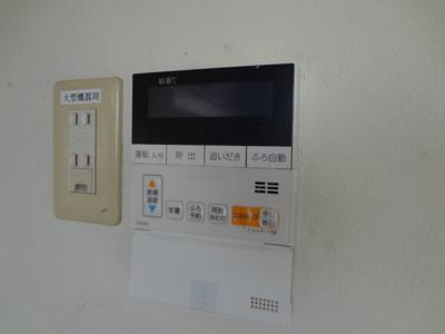 和室6帖。2面採光の為、常時明るいお部屋です。