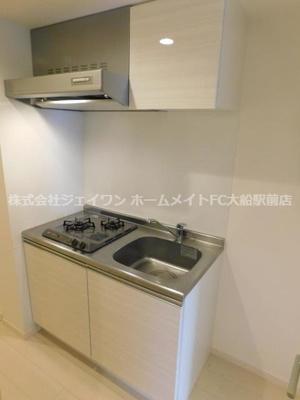 【キッチン】リブリ・大船Ⅲ