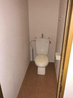 【トイレ】テラスパークなかC棟
