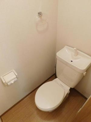 【トイレ】パークビューなか