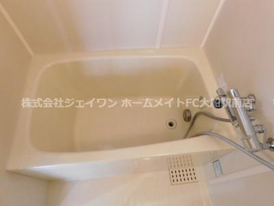 【浴室】テラスハウス川端