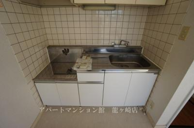 【キッチン】メゾンドブリアン