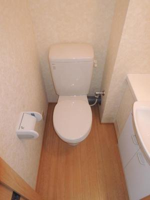 【トイレ】SEA FLAT