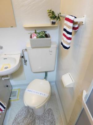 【トイレ】ペルソナージュ横浜