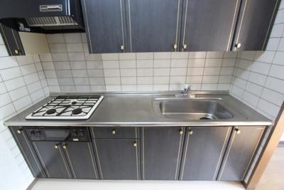【キッチン】ダイアパレスグランリヴィエール青葉