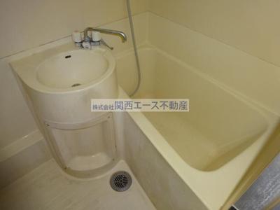 【浴室】サンライフ若江本町