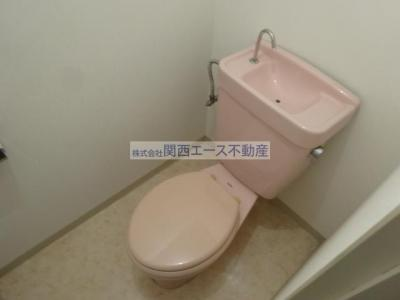 【トイレ】サンライフ若江本町