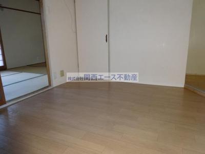 【居間・リビング】サンライフ若江本町
