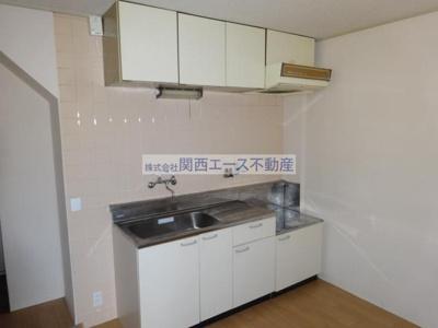 【キッチン】サンライフ若江本町