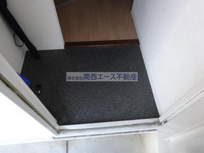 【玄関】サンライフ若江本町