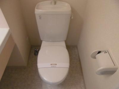 カーサ・カルモ亥鼻のトイレ