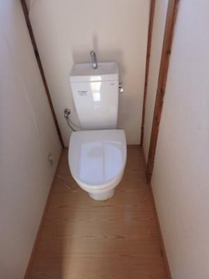 【トイレ】的場貸家