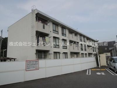 【外観】横浜上郷ハイツ