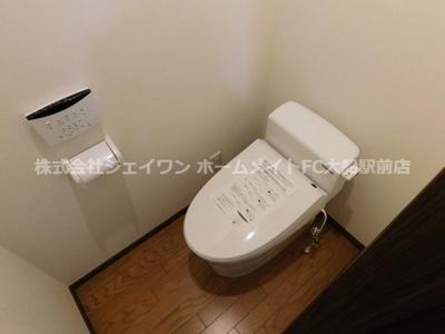 【トイレ】YAMASHIN・笛田