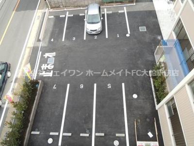 【駐車場】YAMASHIN・北鎌倉