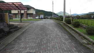 敷地の接道