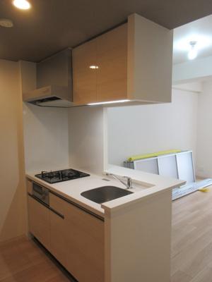 【キッチン】アーバネックス同心