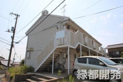 【外観】コーポ後田B