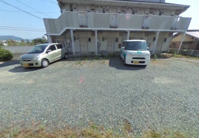 【駐車場】コーポ後田B