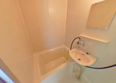 【浴室】コーポ後田B