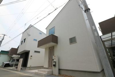 【外観】東大阪市加納2丁目中古戸建