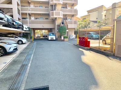 【駐車場】グリーンコーポ平野