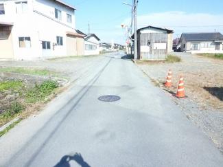 【その他】南アルプス市古市場138坪売地
