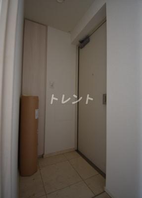 【玄関】パティーナ三田台