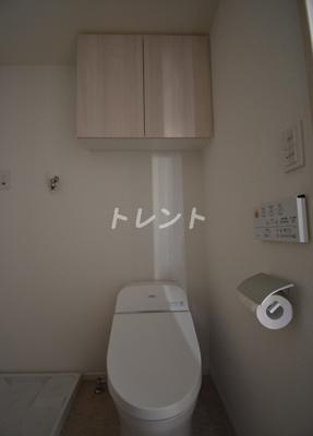 【トイレ】パティーナ三田台
