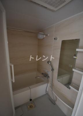 【浴室】パティーナ三田台