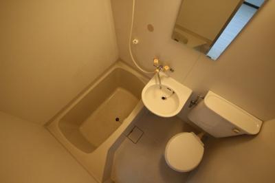 【浴室】ポピア新在家
