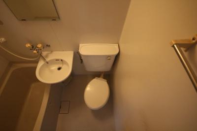 【トイレ】ポピア新在家