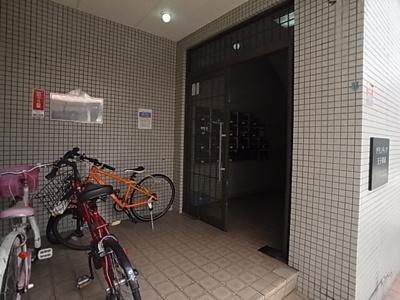 【エントランス】グランディア王子駅前