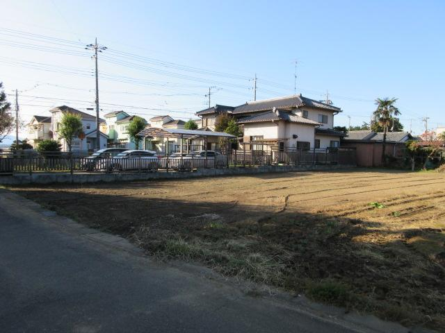 【外観】東松山市古凍 売地