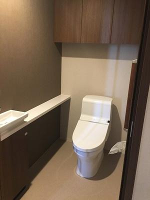【トイレ】グランドメゾン新梅田タワー