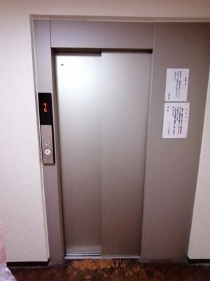 シルバーマンション新宿:エレベーター