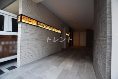 【エントランス】リバーレ日本橋三越前