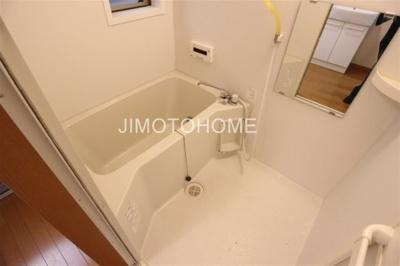 【浴室】江戸堀1丁目貸家